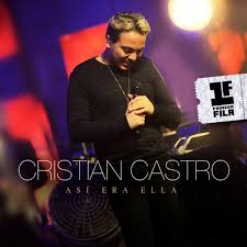 Vídeo: Cristian Castro – Así Era Ella (Official Video)